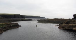 """My final cycle, back to Kilkee, was along tiny backroads that followed the wetlands of birdlife haven Poulnasherry Bay and the Pollock Holes, natural rock pools where you can swim at low tide."""