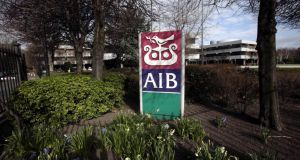 "A retired Dublin property investor and his wife are suing Allied Irish Banks over the alleged misselling to them of financial derivatives in ""notional"" amounts of some €45m. Photograph: Brenda Fitzsimons"