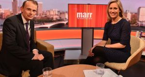 Is Andrew Marr's stroke proof that high-intensity exercise is dangerous?