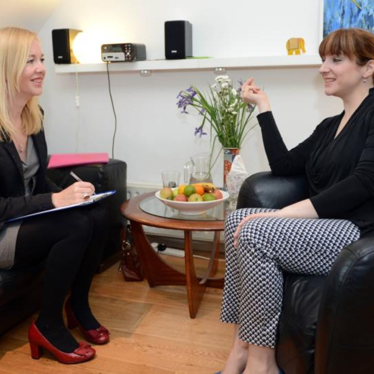 Hypnotherapy for weight loss? Turns out, it's not all in the