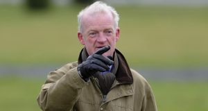 Willie Mullins flourishes at Punchestown like nowhere else.