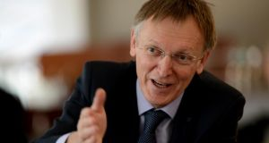 "EU environment commissioner Janez Potocnik: ""One of the problems we've had is trying for too long to defend the undefendable."" Photograph: Cyril Byrne"