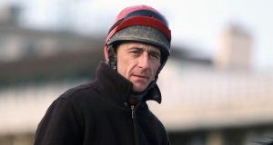 Davy Russell will pilot Sir Des Champs today.  Photograph: Dan Sheridan/Inpho