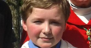 Edmond Roche from Fermoy, who along with Emily Mulcahy from Cobh has been chosen from the Diocese of Cloyne to be confirmed by  Pope Francis in Rome on  Sunday.