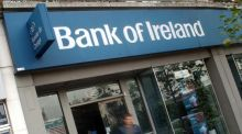 Bank of Ireland's UK mortgage lending subsidiary Bristol and West lost an attempt at a tax tribunal to avoid paying about £30 million tax on a £91 million gain it made in 2003. Photograph: PA