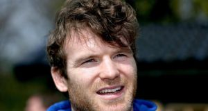 Gordon D'Arcy: The centre knows defence will be important against Biarritz. Photograph: Inpho