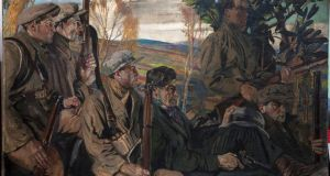 'Men of the South' by Sean Keating (1921-22), Crawford Art Gallery, Cork; courtesy of the Keating estate