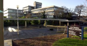 The University College Dublin campus at Belfield.