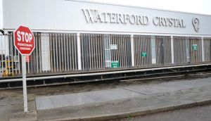 The European Court of Justice has found in favour of Waterford Crystal workers who took a case against the State for the loss of their pensions when the company went bankrupt.  Photograph: Sasko Lazarov/Photocall Ireland