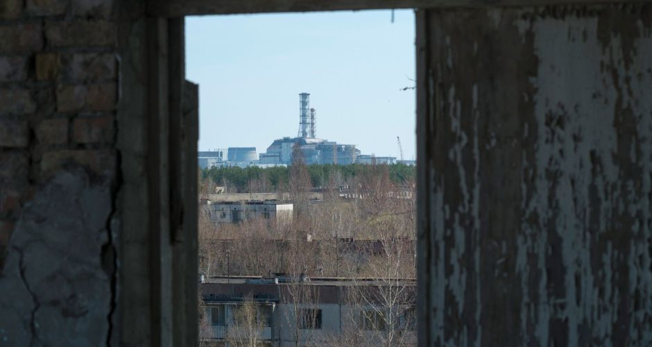 Anniversary of Chernobyl nuclear disaster