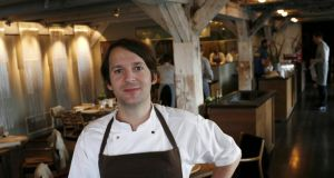 Chef Rene Redzepi . . .  will Noma still be number one on Monday?