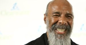 Richie Havens: improvised the anthem 'Freedom' on stage. Photograph: Getty Images