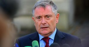 Minister for Public Expenditure Brendan Howlin is expected to bring proposals before Cabinet by May 14th for legislation to cut the pay bill if there is no prospect of a negotiated agreement. Photograph: Eric Luke