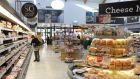 Superquinn was one of the first supermarkets in Europe to launch a loyalty scheme 20 years ago. Photograph: Frank Miller