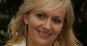 A file image of broadcaster Miriam O'Callaghan, who was presented with the inaugural Mary Cummins Award for Outstanding Achievement in Media. Photograph: The Irish Times
