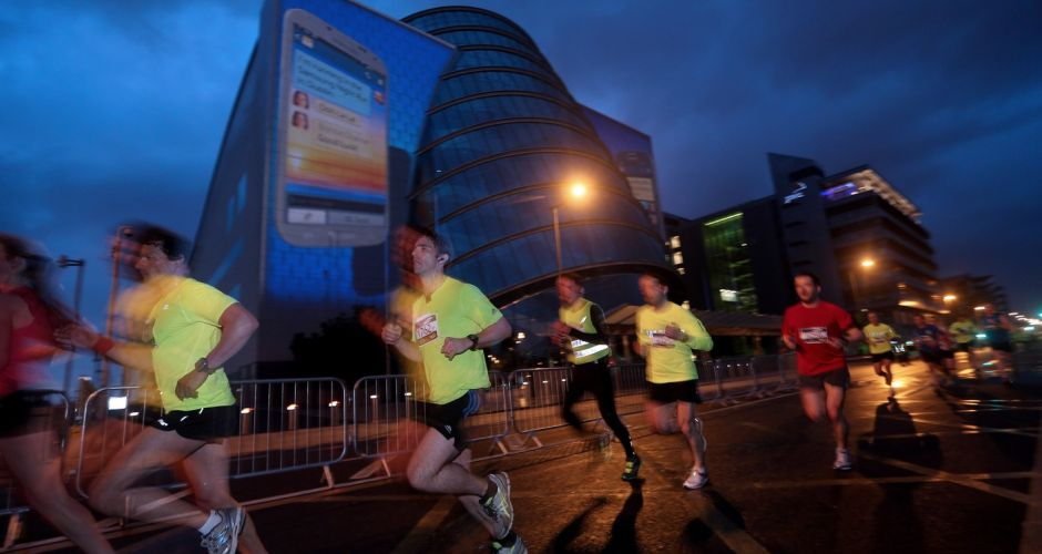 Samsung Run Dublin at Night 10k