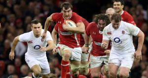 Sam Warburton: odds-on to be named captain of the Lions.