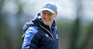 New Ireland coach Joe Schmidt. Photograph: Morgan Treacy/Inpho