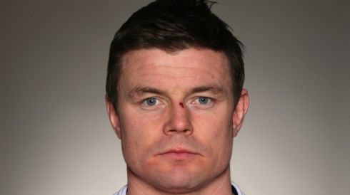 Brian O'Driscoll. Photograph: Inpho/Billy Stickland
