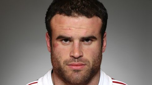 Jamie Roberts. Photograph: Inpho/Billy Stickland