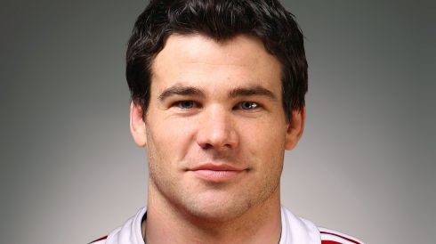 Mike Phillips.  Photograph: Inpho/Billy Stickland