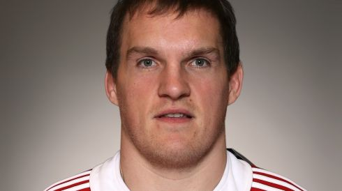 Gethin Jenkins. Photograph: Inpho/Billy Stickland