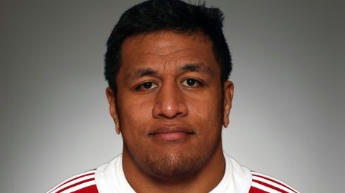 Mako Vunipola. Photograph: Inpho/Billy Stickland