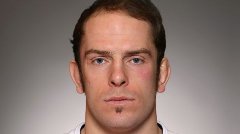 Alun Wyn Jones. Photograph: Inpho/Billy Stickland