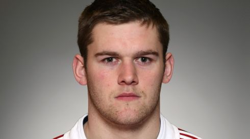 Dan Lydiate. Photograph: Inpho/Billy Stickland