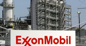 Exxon Mobil, one of the oil companies in which the city council holds shares. Photograph: Reuters