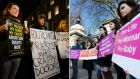 Groups on both side of the abortion debate have expressed their concerns over the Heads of the Bill for the Protection of Life During Pregnancy. Photographs: Alan Betson/The Irish Times