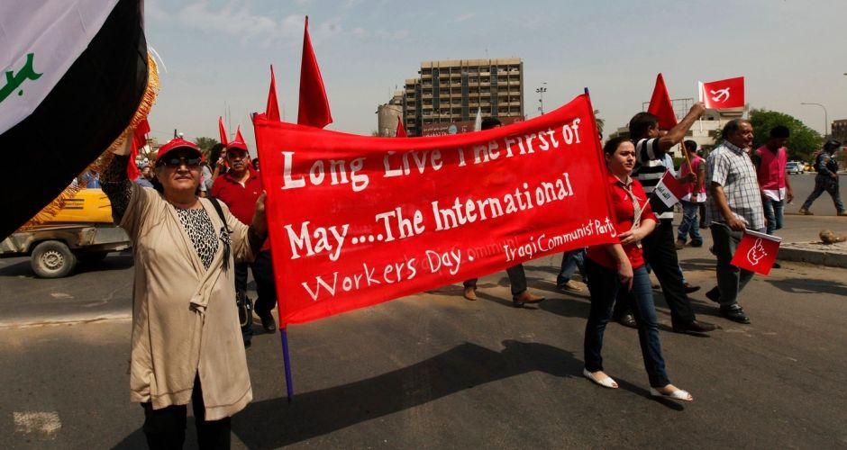 May Day celebrations around the world