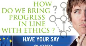 Debate the ethical issues associated with stem cell research, modified foods and other complex areas of science.