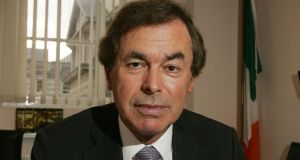 Minister for Justice Alan Shatter: introduced the legislation. Photograph: Alan Betson