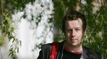 Impac shortlisted: Kevin Barry. Photograph: Bryan O'Brien