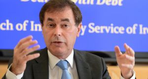 Minister for Justice Alan Shatter said it  is 'important that the community service order scheme is utilised to a greater extent than it is being utilised at present'.   Photograph: Eric Luke/The Irish Times