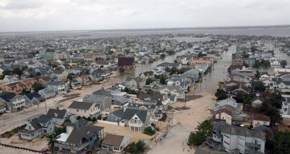 Sandy Hurricane - 6 months on