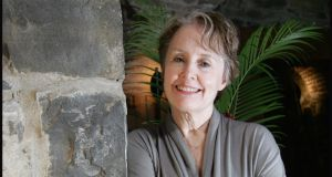 Alice Waters, founder of the Edible School Yard programme in the US. Photograph Brenda Fitzsimons