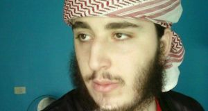 Alaa Ciymeh (26), a Jordanian-born man who grew up in Ireland has been killed fighting with rebel forces in Syria
