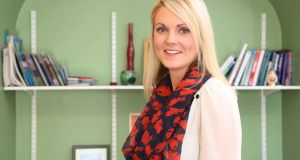 Eating disorder therapist Aisling Lafferty at Molloway House,  Sligo. Photograph: James Connolly / Picsell