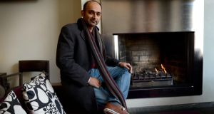 Pakistani author Mohsin Hamid. Photograph: David Sleator