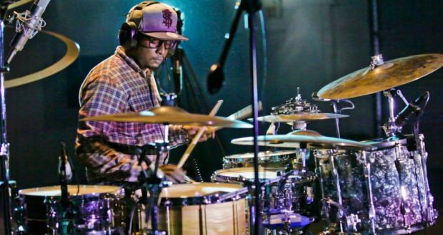 Getting schooled by Chris Dave – the 'most dangerous drummer