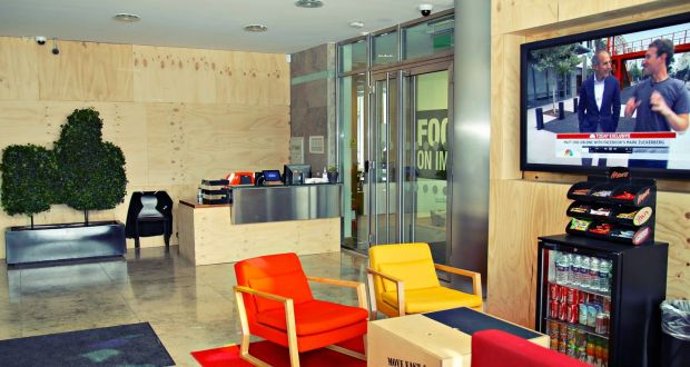 facebook office in dublin. registered charities will learn how to increase their profile online through classes at facebooku0027s dublin office facebook in r