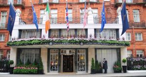 In England, property investor Paddy McKillen is awaiting the imminent decision of the Court of Appeal on his bid to prevent billionaire brothers Sir Frederick and Sir David Barclay taking control of the £1 billion Maybourne group of London hotels: Claridge's, The Connaught and the Berkeley.