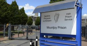 Mountjoy Prison:  situation had been exacerbated by the overcrowding in the system. Photograph: David Sleator