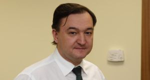 Sergei Magnitsky, a Russian lawyer, who died in a Russian jail after uncovering fraud among state officials