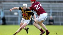 The emergence for Kilkenny of the likes of Lester Ryan during the league has been a major boon. Photograph: James Crombie/Inph