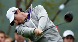 Rory McIlroy looking forward to Sawgrass. Chris Keane/Reuters