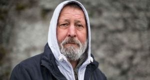 Josef Pavelka (52), a homeless man who died in Ennis, Co Clare, at the weekend.  Photograph: Eamon Ward