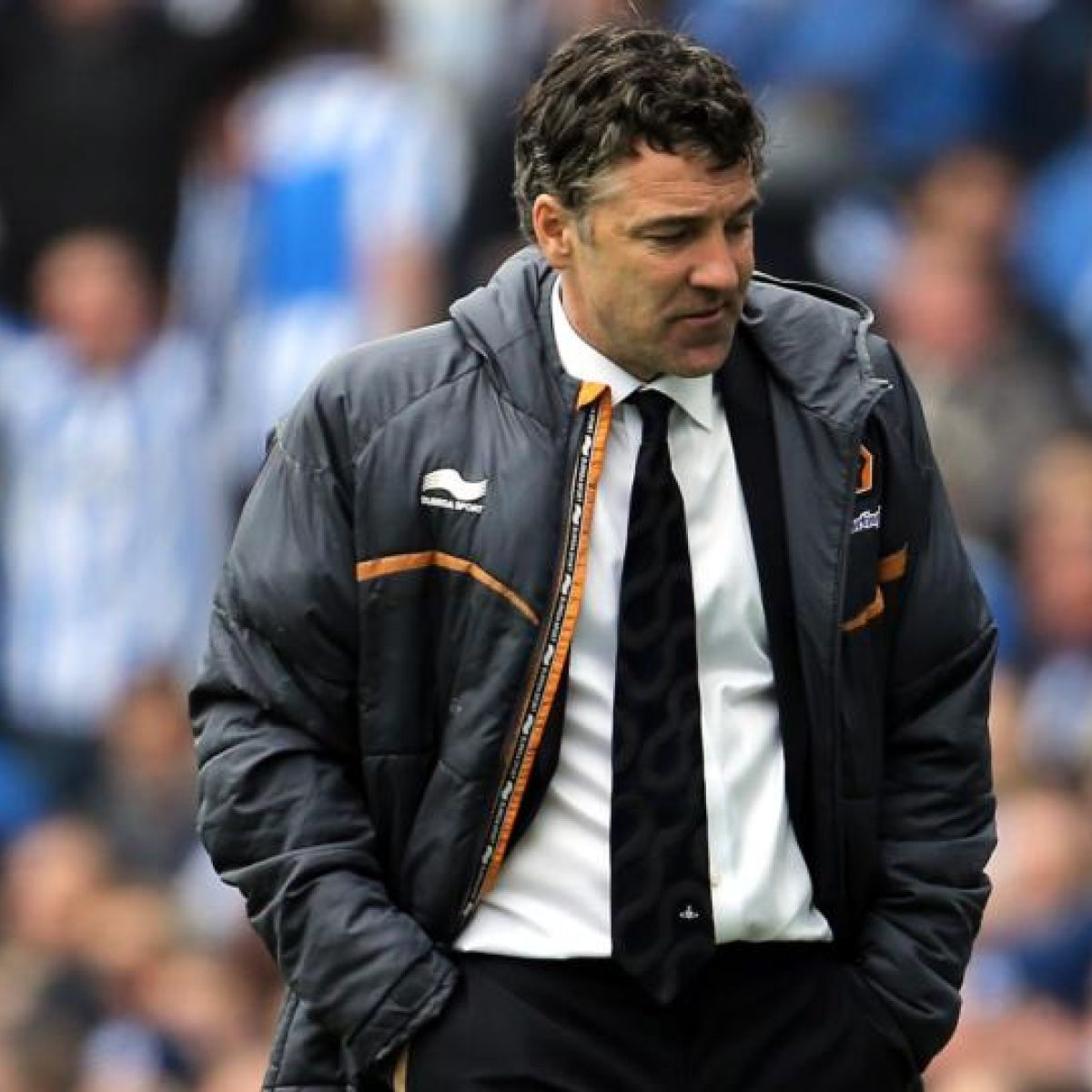 Wolves sack Dean Saunders following relegation to League One